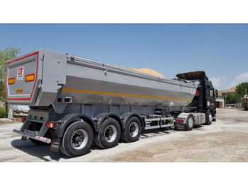 GURLESENYIL thermal insulated tippers - semi-remorque benne