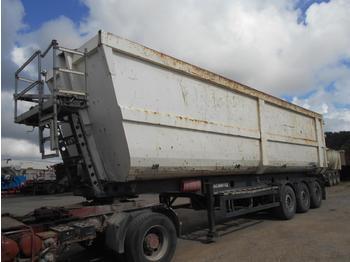 Semi-remorque benne Schmitz Cargobull SKI