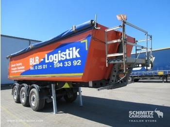 Semi-remorque benne Schmitz Cargobull Tipper Alu-square sided body 27m³