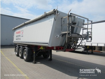 Schmitz Cargobull Tipper Alu-square sided body 27m³ - semi-remorque benne