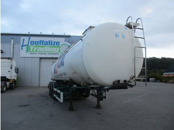 Semi-remorque citerne BSLT Food tank - Citerne alimentaire - 30 000 l. -