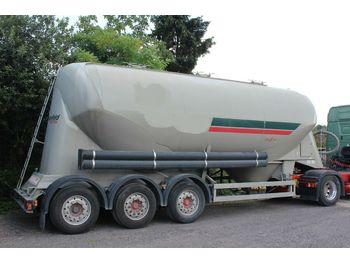 Semi-remorque citerne Spier Cement Silo 3-Achser