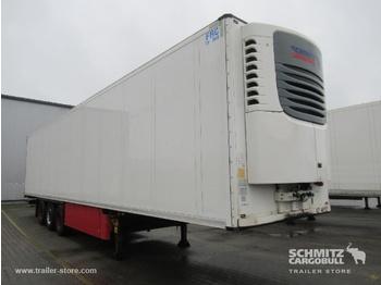 Semi-remorque fourgon SCHMITZ Auflieger Tiefkühler Standard Double deck