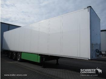 Semi-remorque fourgon SCHMITZ Auflieger Tiefkühler Standard Taillift