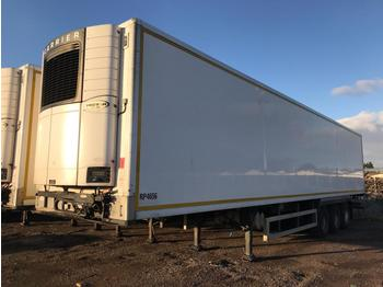 Semi-remorque frigorifique 13.6m tri-axle trailers – year 2011