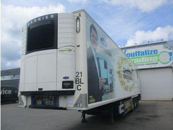 Semi-remorque frigorifique Chereau Carrier 1550 - year :2009