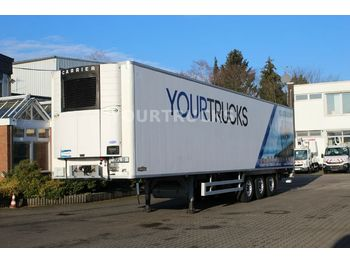 Semi-remorque frigorifique Chereau Carrier Vector 1850Mt /Strom/Bi-Temp/Liftachse