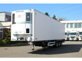 Semi-remorque frigorifique Chereau Thermo King  Spectrum/Bi-Temp/2,7h/LBW/FRC 10.21