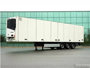 Ekeri T3-K SIDE DOORS THERMO KING SLXe 400 TOP CONDITION - semi-remorque frigorifique
