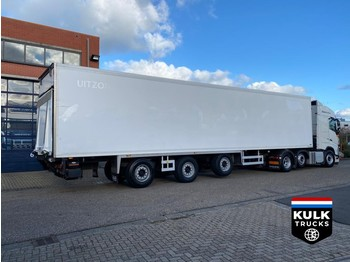 Pacton CHEREAU R3 002 Tail Lift / NEW TUV-APK. THERMOKING SL200e - semi-remorque frigorifique