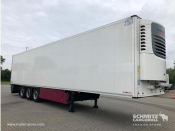 Semi-remorque frigorifique SCHMITZ Auflieger Tiefkühler Standard Double deck