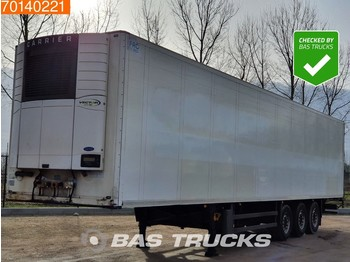Semi-remorque frigorifique Schmitz Cargobull Carrier Vector 1850mt 3 axles Bi-/Multitemp