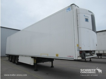 Semi-remorque frigorifique Schmitz Cargobull Reefer Multitemp Double deck