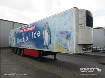 Semi-remorque frigorifique Schmitz Cargobull Reefer Multitemp Double deck Taillift