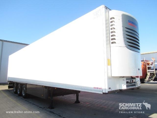 semi-remorque frigorifique Schmitz Cargobull Reefer Standard Double deck