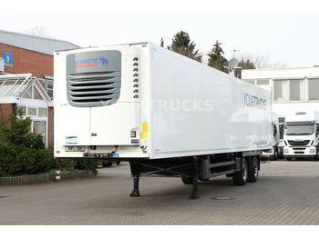Semi-remorque frigorifique Schmitz Cargobull Rolltor/Strom/Trennwand/Lenkachse/Miete 1.550€
