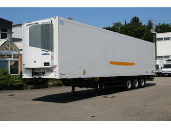 Semi-remorque frigorifique Schmitz Cargobull TK SL 400/FRC/2,7h/SAF/Alu-Boden/7cm Wand/