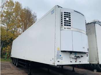 Semi-remorque frigorifique Schmitz THERMO KING SL400e FRANCE