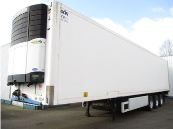 Semi-remorque frigorifique Sor IBERICA SP71, reefer trailer , 3 Axle: photos 1