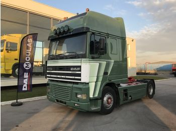 DAF 95XF.480 SSC EURO2 MANUAL + INTARDER FULL EXTRA *TOP* - tracteur routier