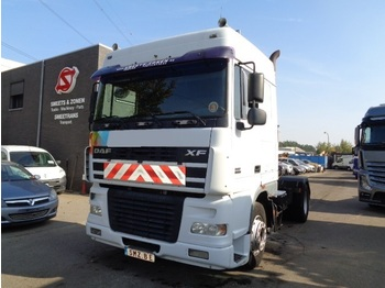 DAF 95 XF 430 Spacecab manual/intarder Francais - tracteur routier