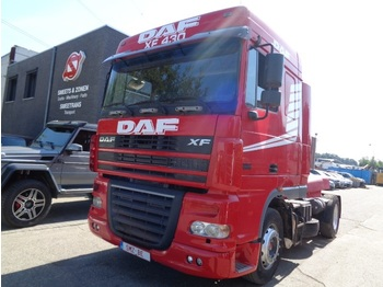 DAF 95 XF 430 spacecab manual - tracteur routier