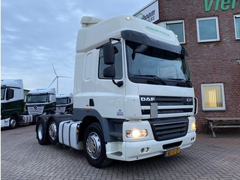DAF CF85-410 FTG 6X2 SPACECAB TOP CONDITION HOLLAND TRUCK!!!!! - tracteur routier