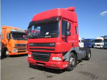 DAF CF 85 410 Spacecan Manual Gearbox Retarder Euro 5 - tracteur routier