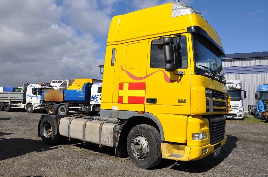 tracteur routier DAF FT 95430S 4X2