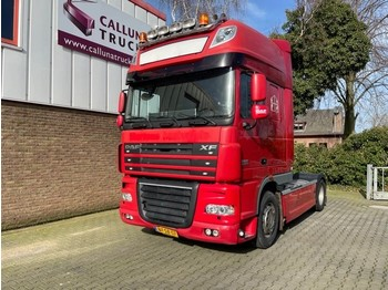DAF FT XF105.460 SSC PTO Hydraulics - tracteur routier
