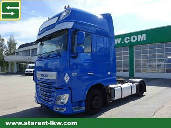 Tracteur routier DAF FT XF 460 SSC, Low Deck, Euro 6, Retarder, Stand