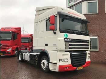 DAF XF105-460 Spacecab Holland Truck TUV 10-2020! - tracteur routier