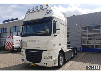 DAF XF105.510 SSC, Euro 5 - tracteur routier