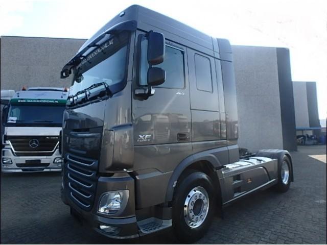 tracteur routier daf xf106.460 +manual! euro 6 + retarder + 3 in