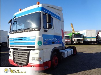 Tracteur routier DAF XF 105.410 XF105.410 LOW DECK