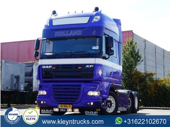 Tracteur routier DAF XF 105.460 ssc 6x2 ftg manual