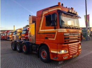 Tracteur routier DAF XF 105 510 8x4 manual