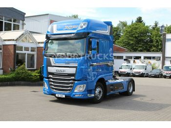 Tracteur routier DAF XF 106.460 SSC Retarder Schalter Manual Kühlbox