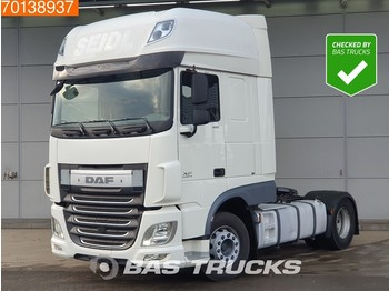 DAF XF 460 4X2 SSC Manual ACC 2x Tanks Euro 6 - tracteur routier