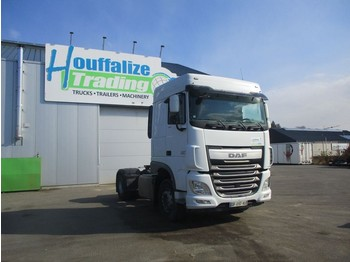 DAF XF 460 PTO + Intarder - tracteur routier