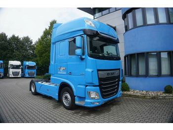 Tracteur routier DAF XF 530 FT SSC, Standklima