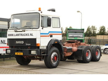 Tracteur routier IVECO 330-30 watercooler 6X4 MANUAL