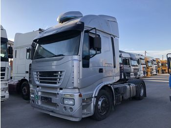 IVECO STRALIS EURO5 MANUAL PTO ANALOG TACHO - tracteur routier
