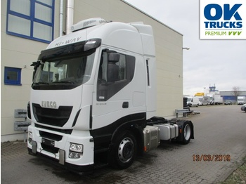 Tracteur routier IVECO Stralis AS440S46T/FPLT Euro6 Intarder Klima Navi