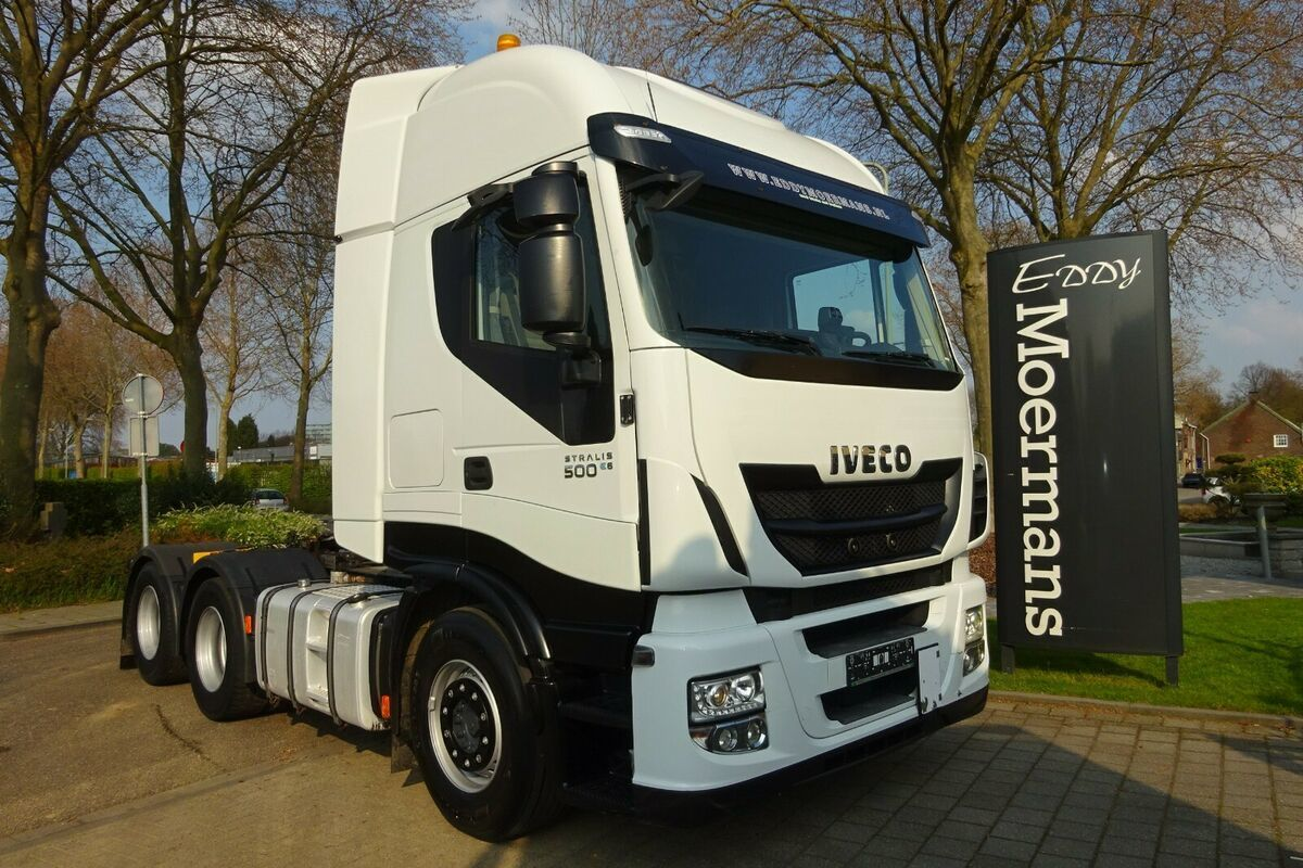 tracteur routier Iveco AS440S50 6x4 Mit Hydrauliek