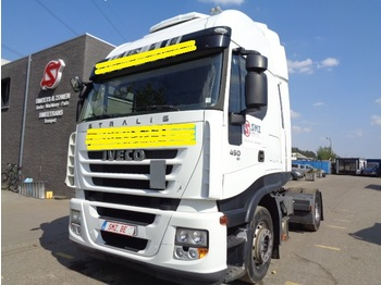 Tracteur routier Iveco Stralis 450 manual/zf intarder/french/ bycool