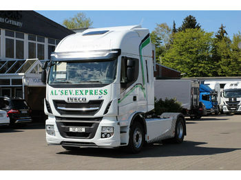 Tracteur routier Iveco Stralis 480 XP HI-WAY/Intarder/ACC/Navi/LED/Voll