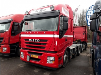Iveco Stralis AS440S45TXP (Euro5 Klima Luftfed. ZV) - tracteur routier