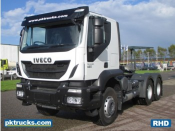 Tracteur routier Iveco Trakker AT720T42TH (3Units): photos 1