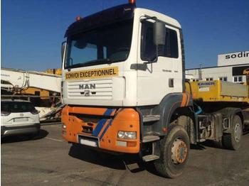 Tracteur routier MAN 18.480 4X4: photos 1